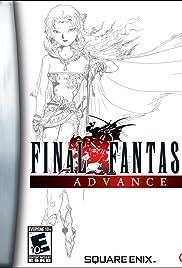 Final Fantasy VI Advance Poster