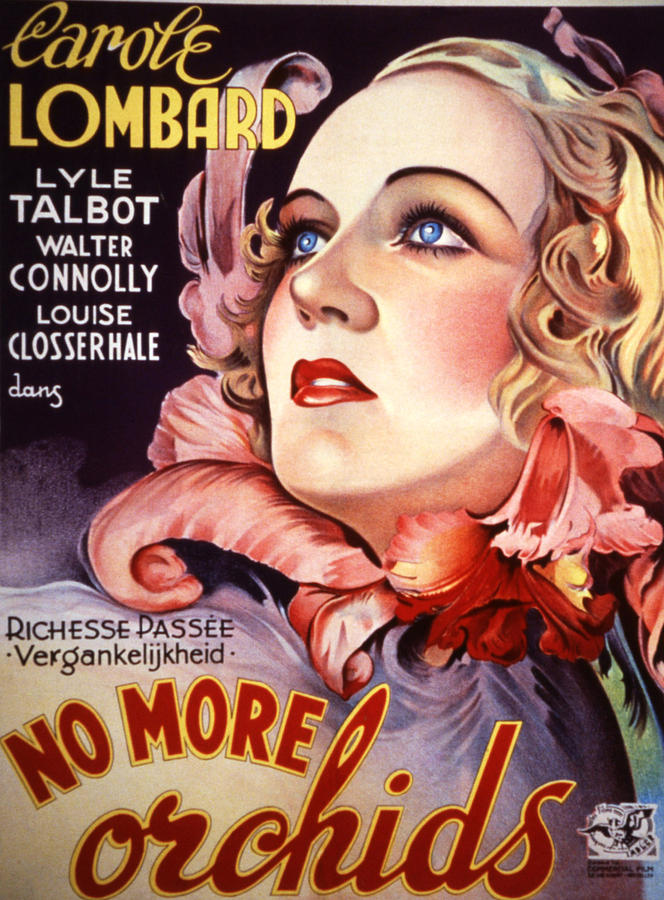 Carole Lombard in No More Orchids (1932)
