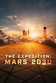 The Expedition: Mars 2030 Poster