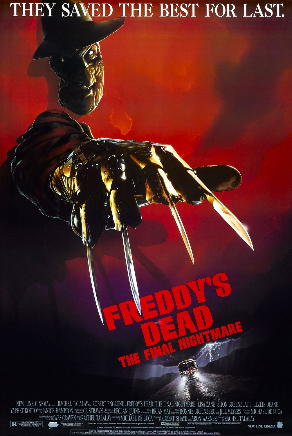 Freddy S Dead The Final Nightmare 1991 Imdb 5 first hand stories where nightmares read into reality. dead the final nightmare 1991