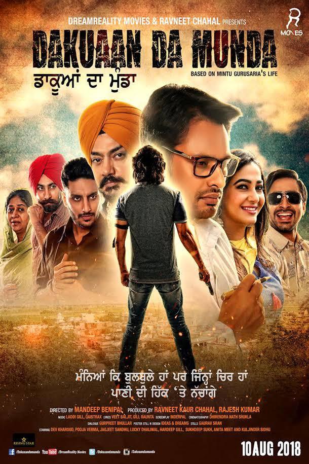 Dakuaan Da Munda (2018) Punjabi 720p UNTOUCHED WEB-DL 2.1GB ESub