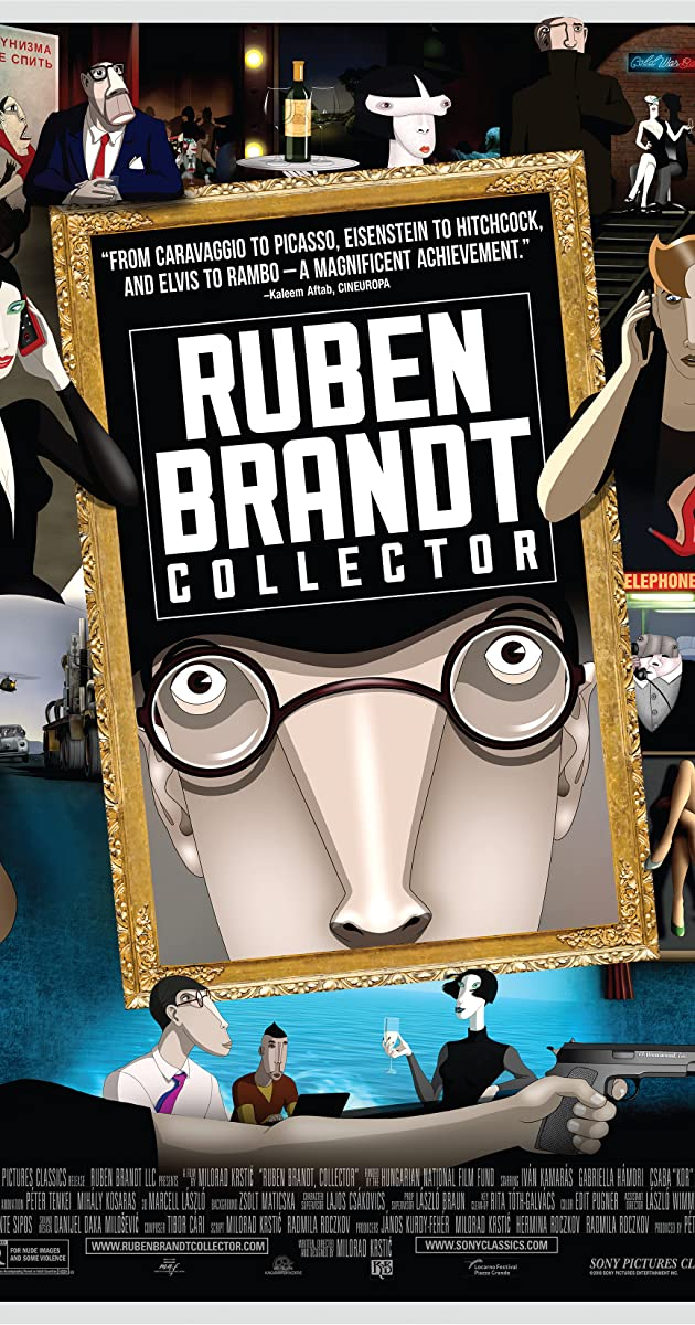 Ruben Brandt, Collector (2018) - IMDb