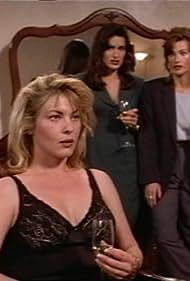 Deborah Kara Unger, Chelsea Field, and Mariska Hargitay in Hotel Room (1993)