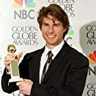 Tom Cruise at an event for Jerry Maguire (1996)