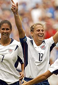 Primary photo for Dare to Dream: The Story of the U.S. Women's Soccer Team