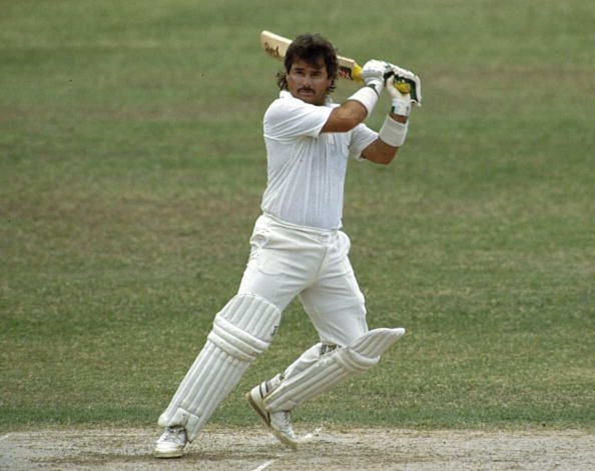 Allan Lamb in Reliance World Cup Cricket 1987 (1987)