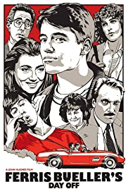 Getting the Class Together: The Cast of Ferris Bueller's Day Off Poster