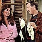 Raquel Welch and Richard Briers in Fathom (1967)