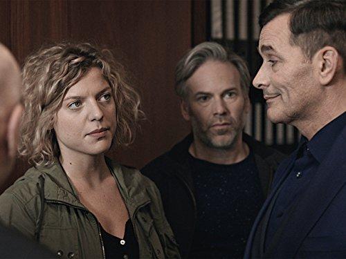 Koen De Bouw, Steve Geerts, and Ella Leyers in Professor T. (2015)