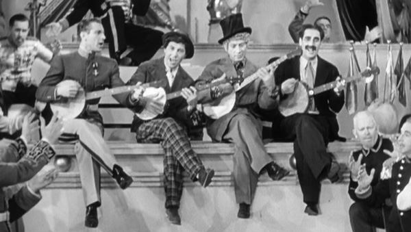 Image result for duck soup and banjo