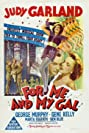 For Me and My Gal (1942) Poster