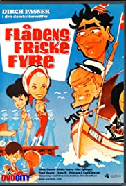 Flådens friske fyre (1965) Poster - Movie Forum, Cast, Reviews