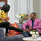 Erica Ash and Amin Joseph in Love on A Two Way Street (2020)