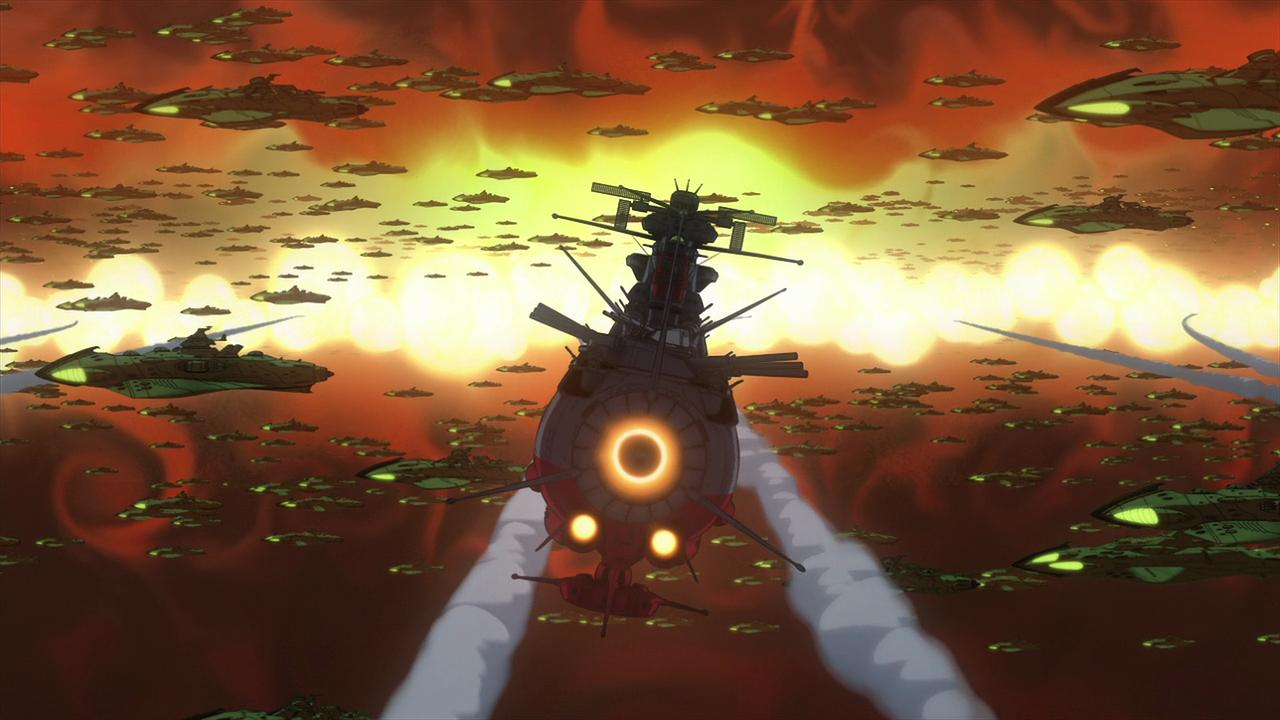 Uchu Senkan Yamato 2199 2012