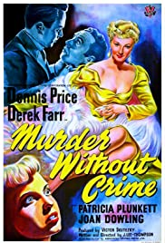 Murder Without Crime(1950) Poster - Movie Forum, Cast, Reviews