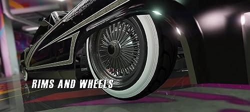 Grand Theft Atuo Online: Lowriders: Benny's Original Motor Works