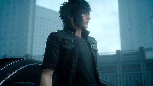 Final Fantasy XV: Dawn Trailer 2.0