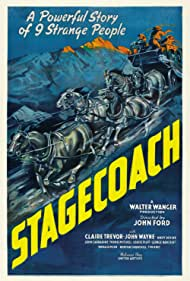 Stagecoach (1939) Poster - Movie Forum, Cast, Reviews