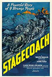 Nonton Film Stagecoach (1939)