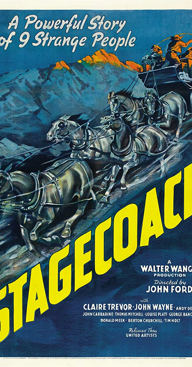 Subtitle of Stagecoach