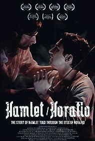 Paul Warner, Themo Melikidze, and Andrew Burdette in Hamlet/Horatio (2020)