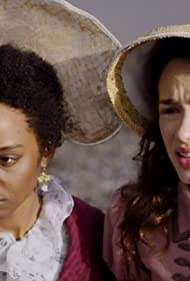 Crystal Clarke and Rose Williams in Sanditon (2019)