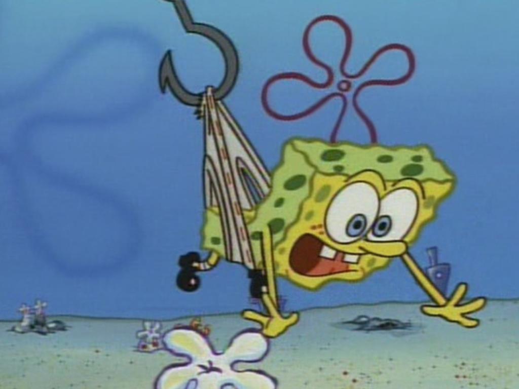 spongebob squarepants the hooks