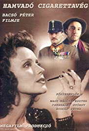 Hamvadó cigarettavég Poster