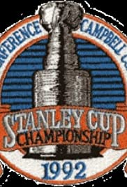 The 1992 Stanley Cup Finals Poster