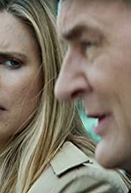 Ralph Brown and Brit Marling in Babylon (2014)