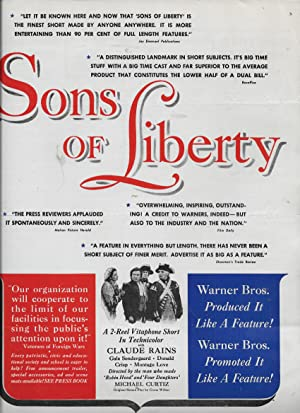 Where to stream Sons of Liberty