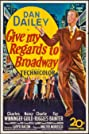 Give My Regards to Broadway (1948) Poster