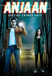 Anjaan: Special Crimes Unit Poster