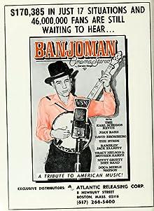 Watch short movies Banjoman by [Mpeg]