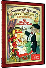 The Country Mouse and the City Mouse Adventures Poster