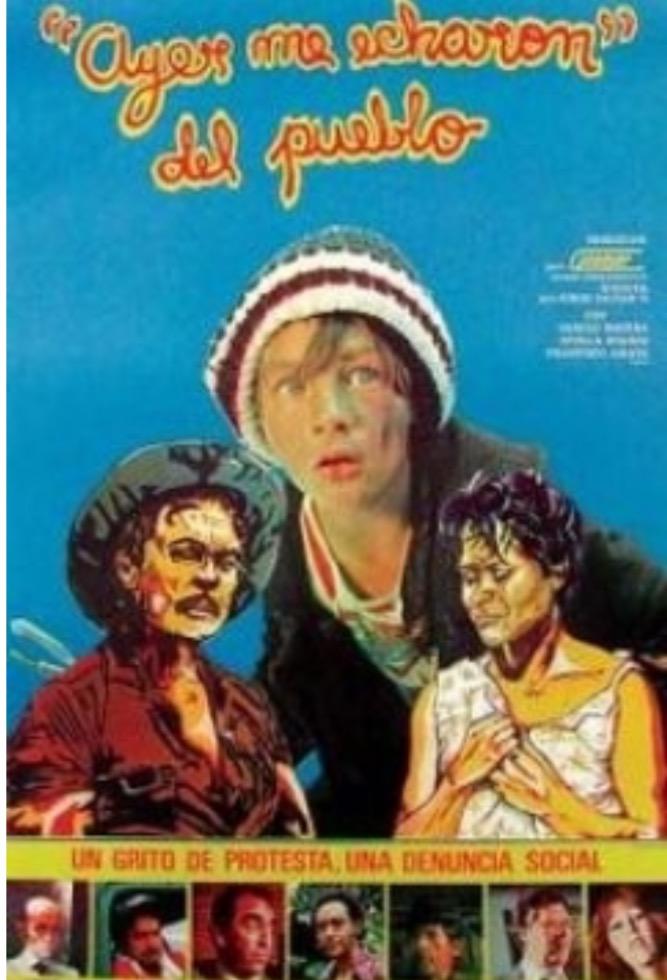 Ayer me echaron del pueblo ((1982))