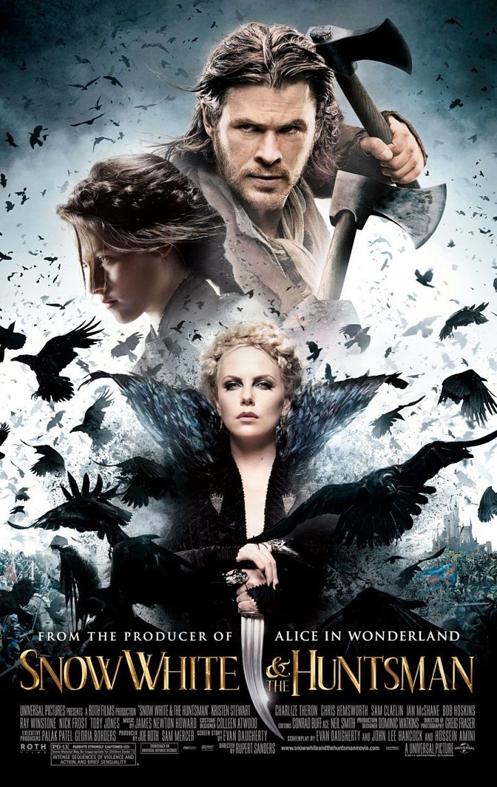 Snow White and the Huntsman (2012) Extended Dual Audio [Hindi-DD5.1] 720p BluRay With English Subtitles