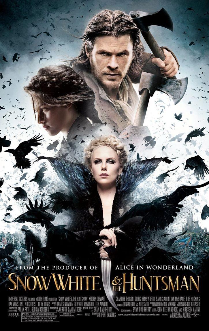 ดูหนังออนไลน์ Snow White and the Huntsman (2012)