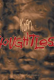 Korn: Thoughtless Poster