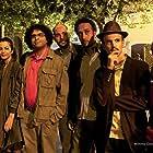 Hedy Krissane, Nadia Kibout, Andrea Leonetti, Mehdi Mahdloo, Miloud Mourad Benamara, and Massimo Bagnasco in Ameluk (2014)