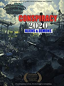 Watch online english movies list Conspiracy 2020 Aliens \u0026 Demons [Mkv]