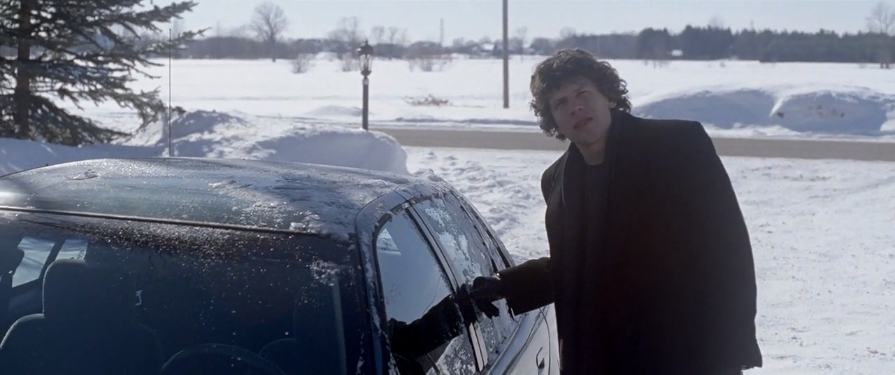 Jesse Eisenberg in The End of the Tour (2015)
