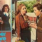 Françoise Fabian and Renato Pozzetto in Per amare Ofelia (1974)