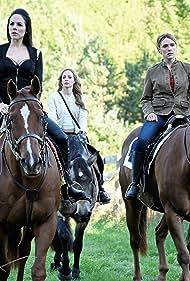 Anna Silk, Marie Ward, and Ksenia Solo in Lost Girl (2010)