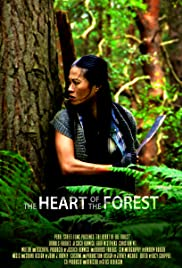 The Heart of the Forest Poster