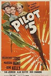 Pilot #5(1943) Poster - Movie Forum, Cast, Reviews