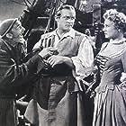 Walter Brennan, Bob Hope, and Virginia Mayo in The Princess and the Pirate (1944)