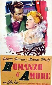 Romanzo d'amore Italy