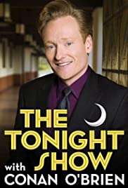 The Tonight Show with Conan O'Brien Poster - TV Show Forum, Cast, Reviews