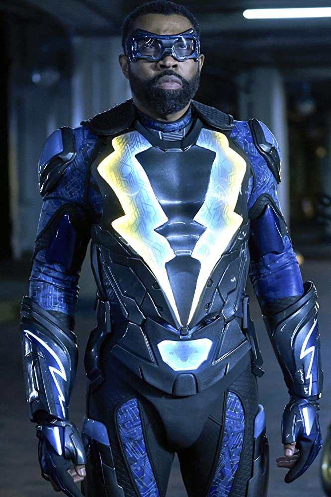 Cress Williams in Black Lightning (2018)